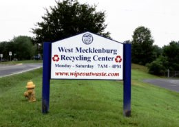 West Mecklenburg Recycling Center