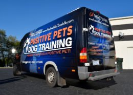 Positive Pets Dog Training: Full Wrap